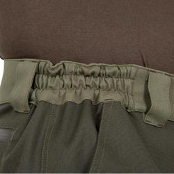 HUNTING PANTS SUPERTRACK 300 WATERPROOF - GREEN