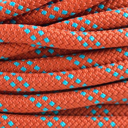 Мотузка RAPPEL dry для альпінізму і скелелазіння, 7,5 мм х 60 м - червона