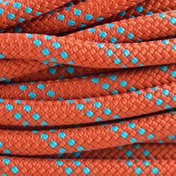 Doppelseil 7,5mm × 60m Kletterseil rot