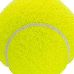 Tennisballen French Open All Court bipack 8 stuks geel - 412631
