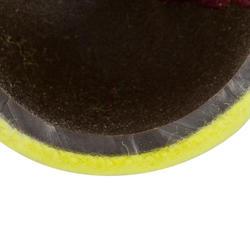 Tennisballen French Open All Court bipack 8 stuks geel - 412634