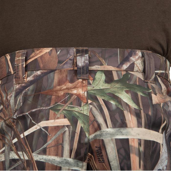 Waterdichte broek 100 Kamo-R moeras camouflage