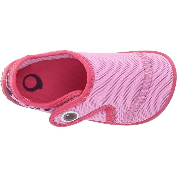 Waterschoenen Aquashoes 100 voor peuters roze