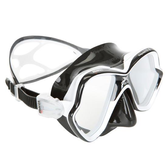 Duikmasker X-Vision Liquid Skin zwart - 412923