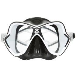 Duikmasker X-Vision Liquid Skin zwart - 412931