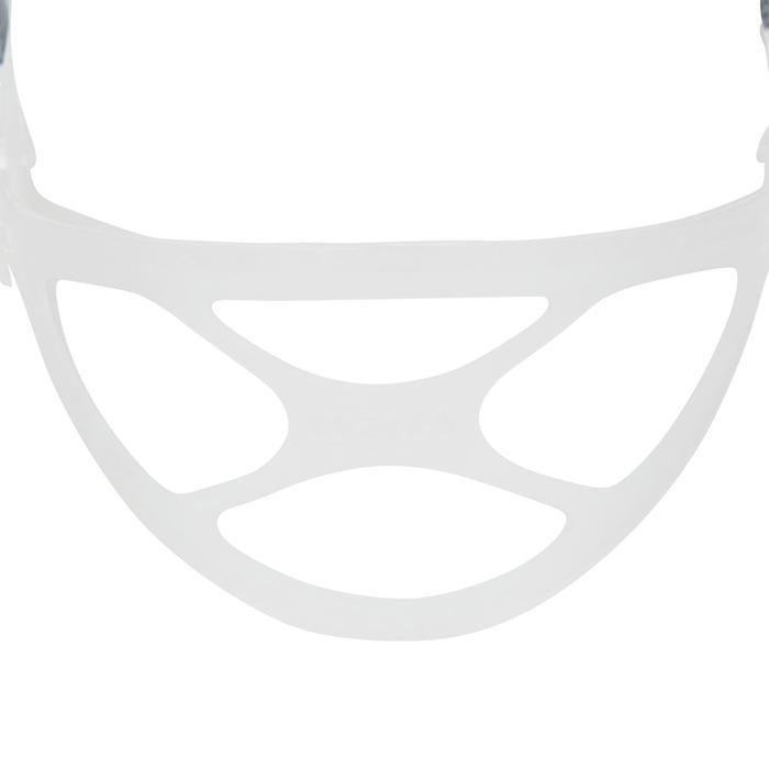 Masque de plongée sous-marine X-Vision bleu - 412941