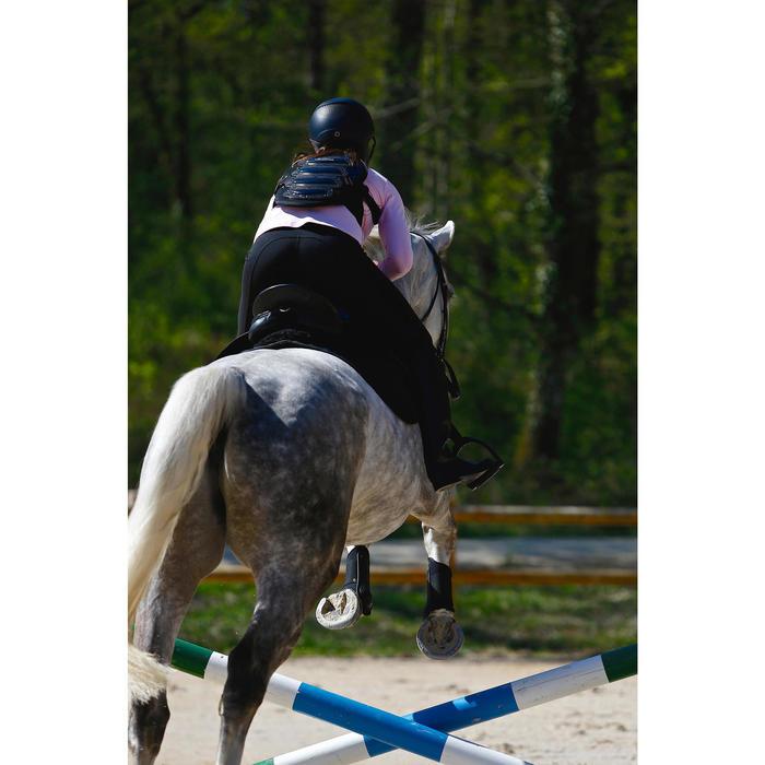 Protection dorsale équitation enfant et adulte SAFETY noir - 412991