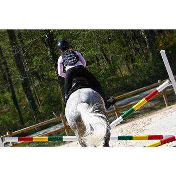 Protection dorsale équitation enfant et adulte SAFETY noir - 412995