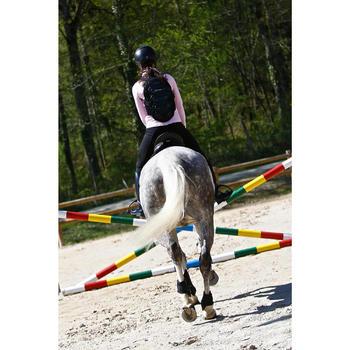 Protection dorsale équitation enfant et adulte SAFETY noir - 412998