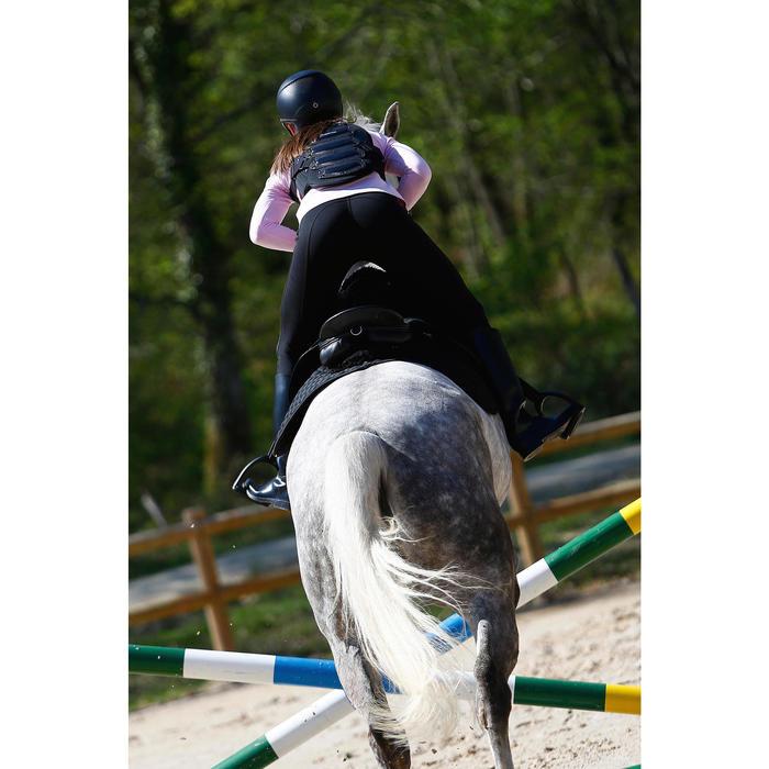 Protection dorsale équitation enfant et adulte SAFETY noir - 413003