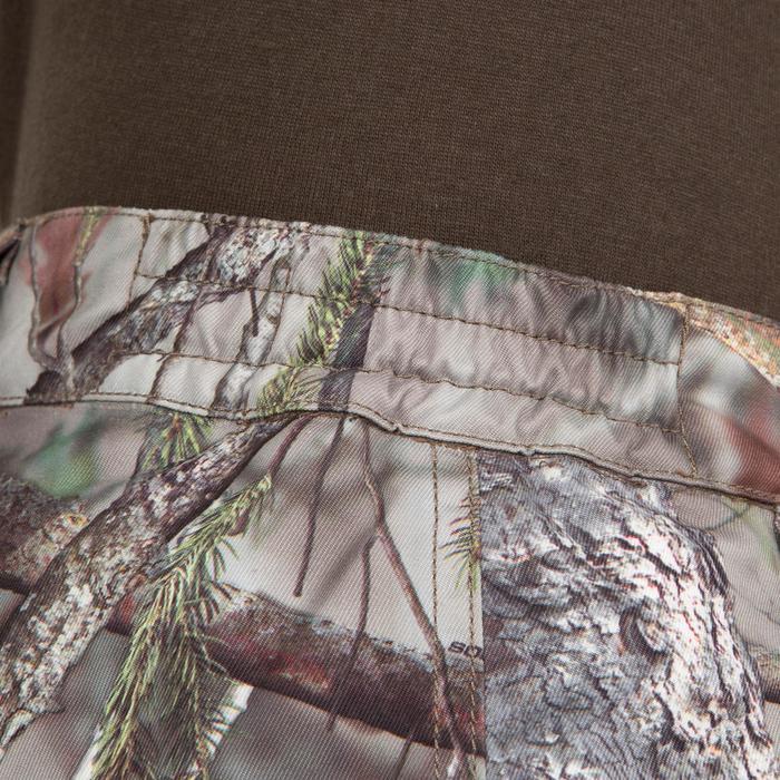 Pantalon chasse Posikam 100 camouflage marron - 41320