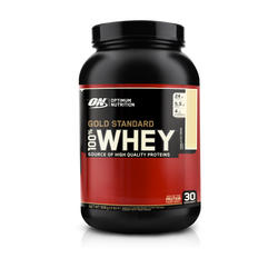 Eiwitten Whey Optimum Nutrition vanille 908 g