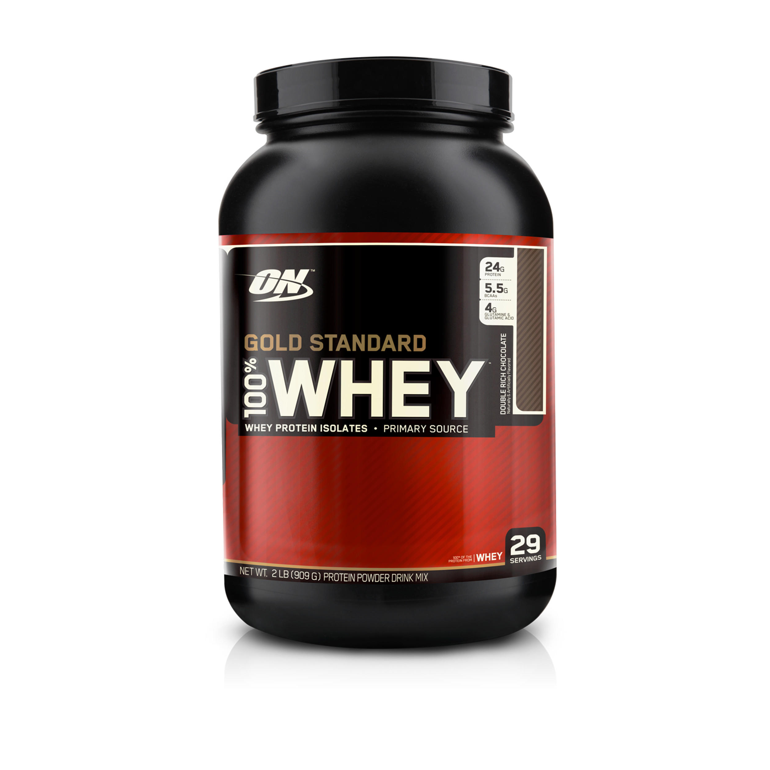 Proteine whey Gold Standard chocolate 908 g