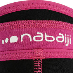 Schoentjes Aquabike Aquaballerina zwart/roze - 4134
