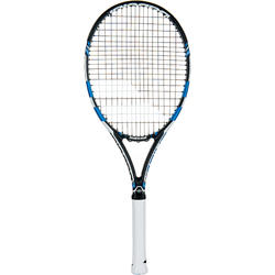 Tennisracket Pure Drive zwart/blauw
