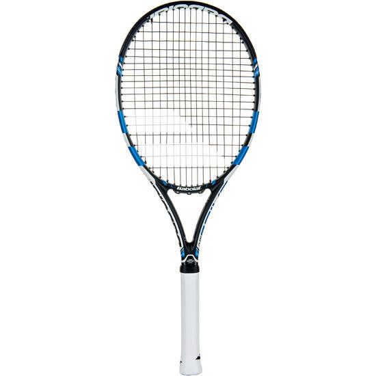 Tennisracket Pure Drive zwart/blauw - 413639