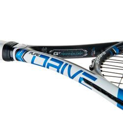 Tennisracket Pure Drive zwart/blauw - 413644