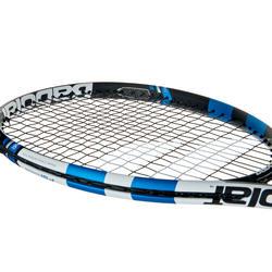 Tennisracket Pure Drive zwart/blauw - 413646