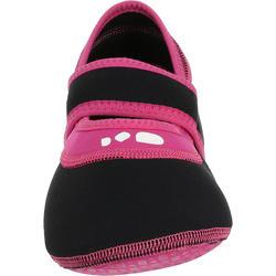 Schoentjes Aquabike Aquaballerina zwart/roze - 4137