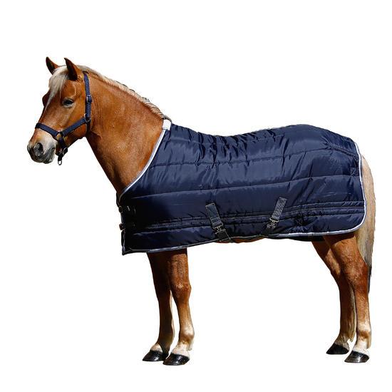 Staldeken Stable 200 ruitersport bordeaux - paard - 413923