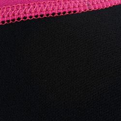 Schoentjes Aquabike Aquaballerina zwart/roze - 4143