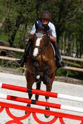 Hoofdstel + teugels Edimburgh ruitersport - pony en paard - 414982
