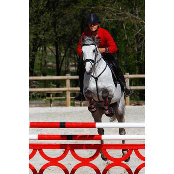 Filet + rênes équitation cheval et poney EDIMBURGH - 414983