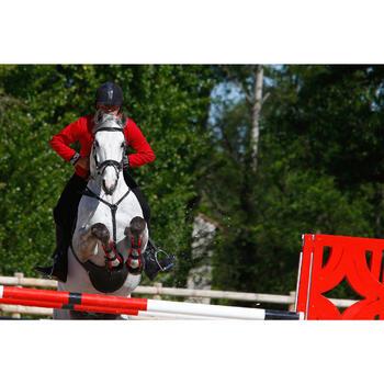 Filet + rênes équitation cheval et poney EDIMBURGH - 414984