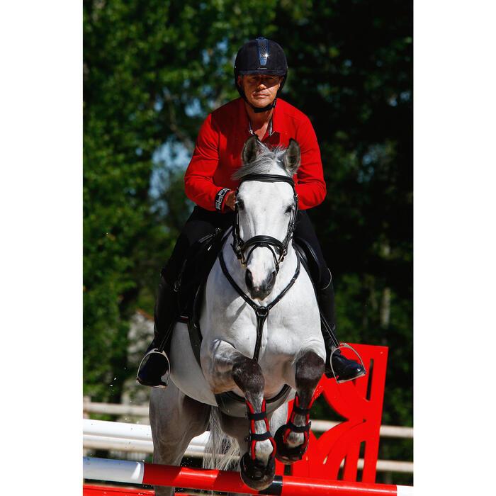 Filet + rênes équitation cheval et poney EDIMBURGH - 414987