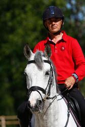 Hoofdstel + teugels Edimburgh ruitersport - pony en paard - 414988