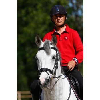 Filet + rênes équitation cheval et poney EDIMBURGH - 414988