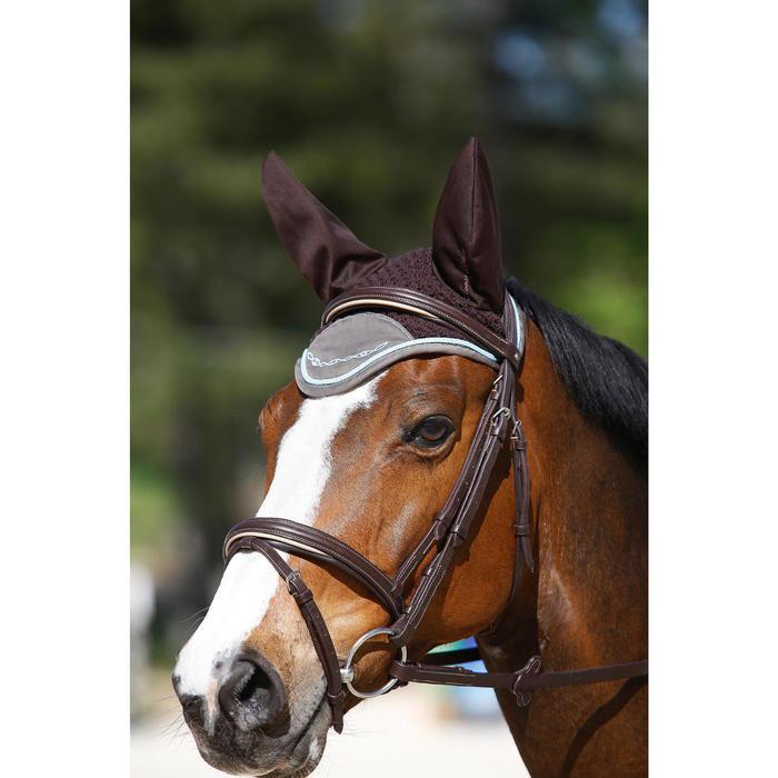 Filet + rênes équitation cheval et poney EDIMBURGH - 414991