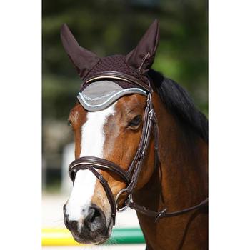 Filet + rênes équitation cheval et poney EDIMBURGH - 414992