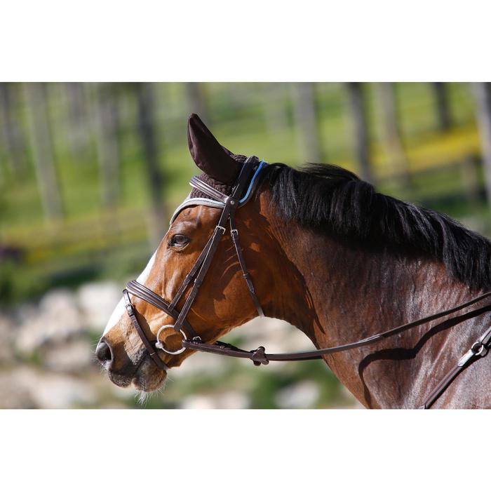 Filet + rênes équitation cheval et poney EDIMBURGH - 414993