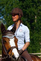 Hoofdstel + teugels Edimburgh ruitersport - pony en paard - 414994