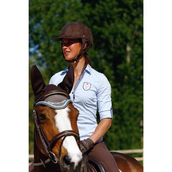 Filet + rênes équitation cheval et poney EDIMBURGH - 414994