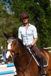 Hoofdstel + teugels Edimburgh ruitersport - pony en paard - 414995