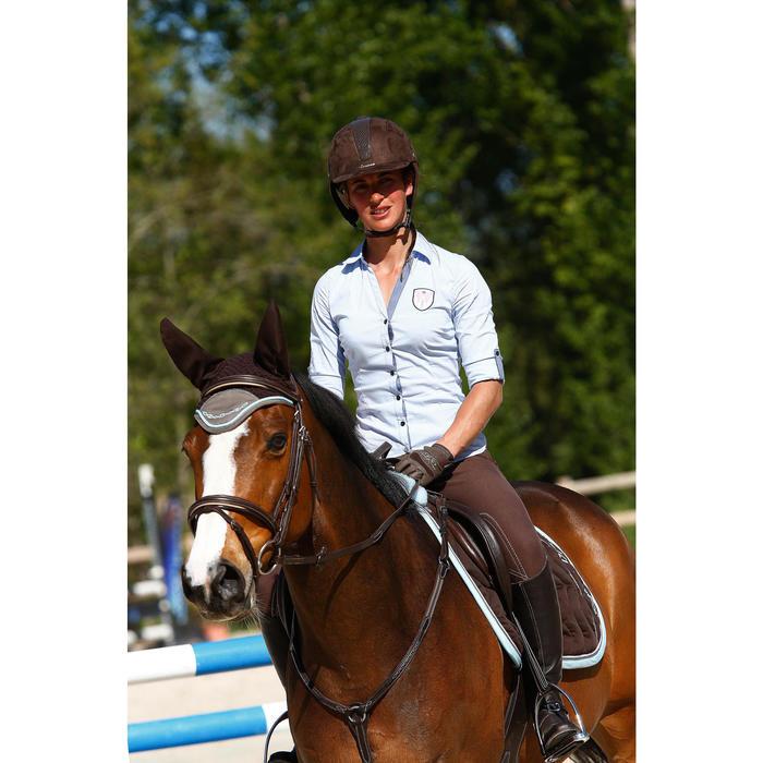 Filet + rênes équitation cheval et poney EDIMBURGH - 414995