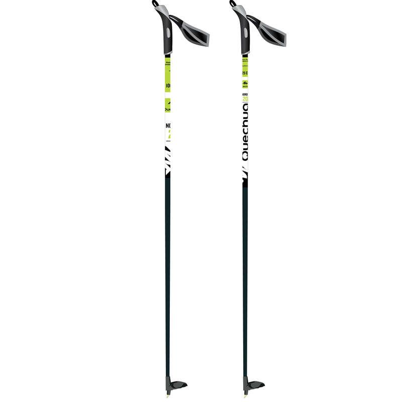 ДЕТСКИЕ БЕГОВЫЕ ЛЫЖИ Беговые лыжи - Палки лыжные NORDIC 20 Дет. INOVIK - Беговые лыжи