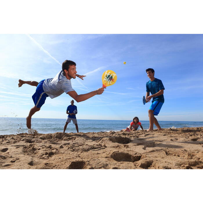 Beachball set Woody - 415070