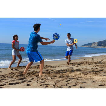 Beachball set Woody - 415088