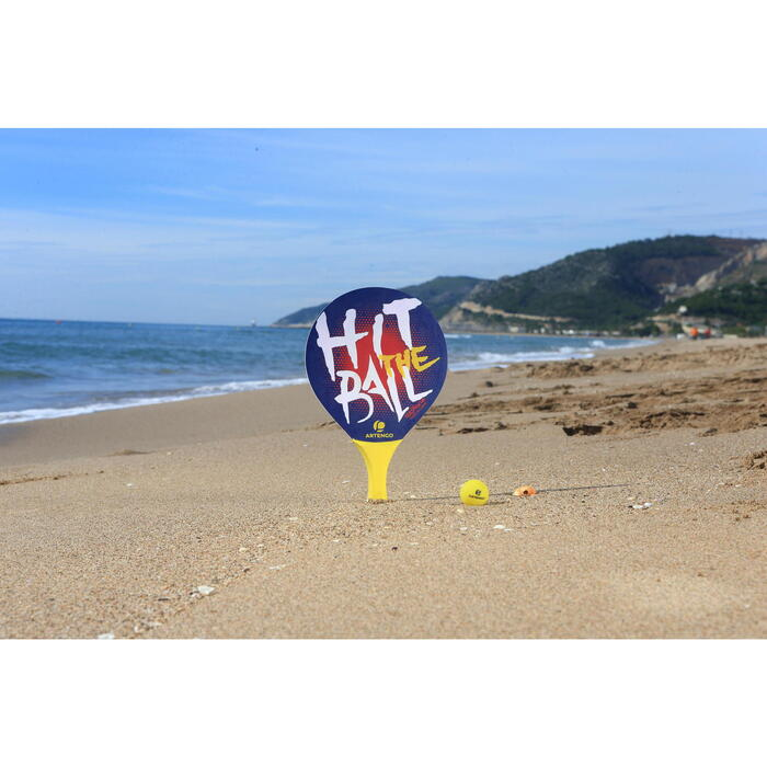 Beachball set Woody - 415106