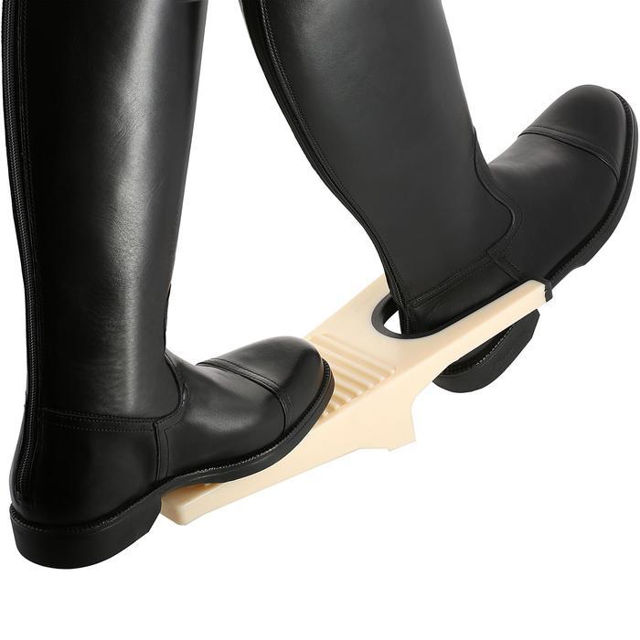 Retire bottes équitation en plastique
