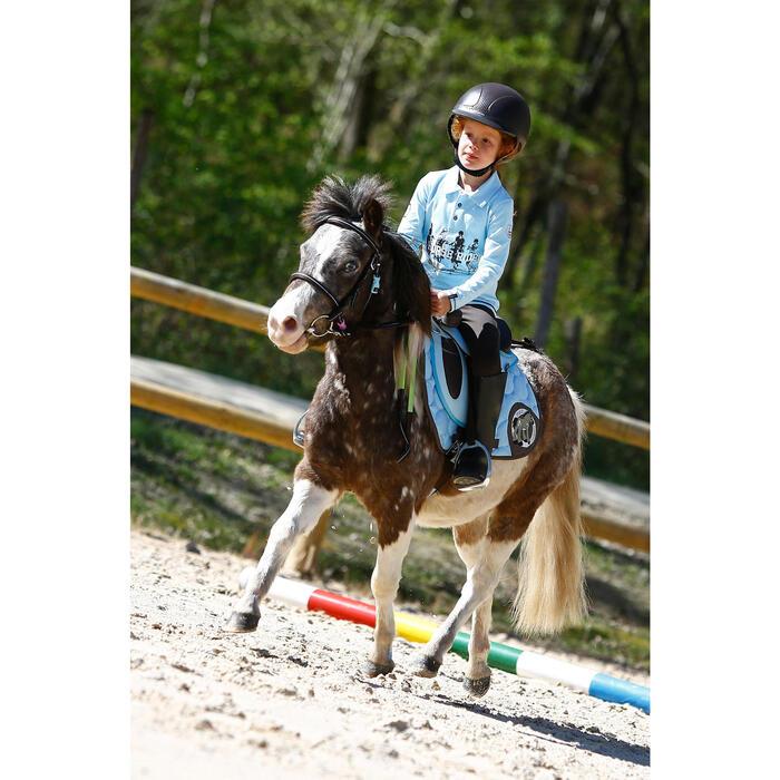 Filet + rênes équitation cheval et poney INITIATION - 415219