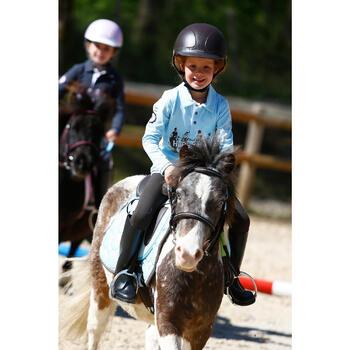 Filet + rênes équitation cheval et poney INITIATION - 415228