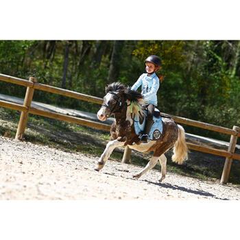 Filet + rênes équitation cheval et poney INITIATION - 415230