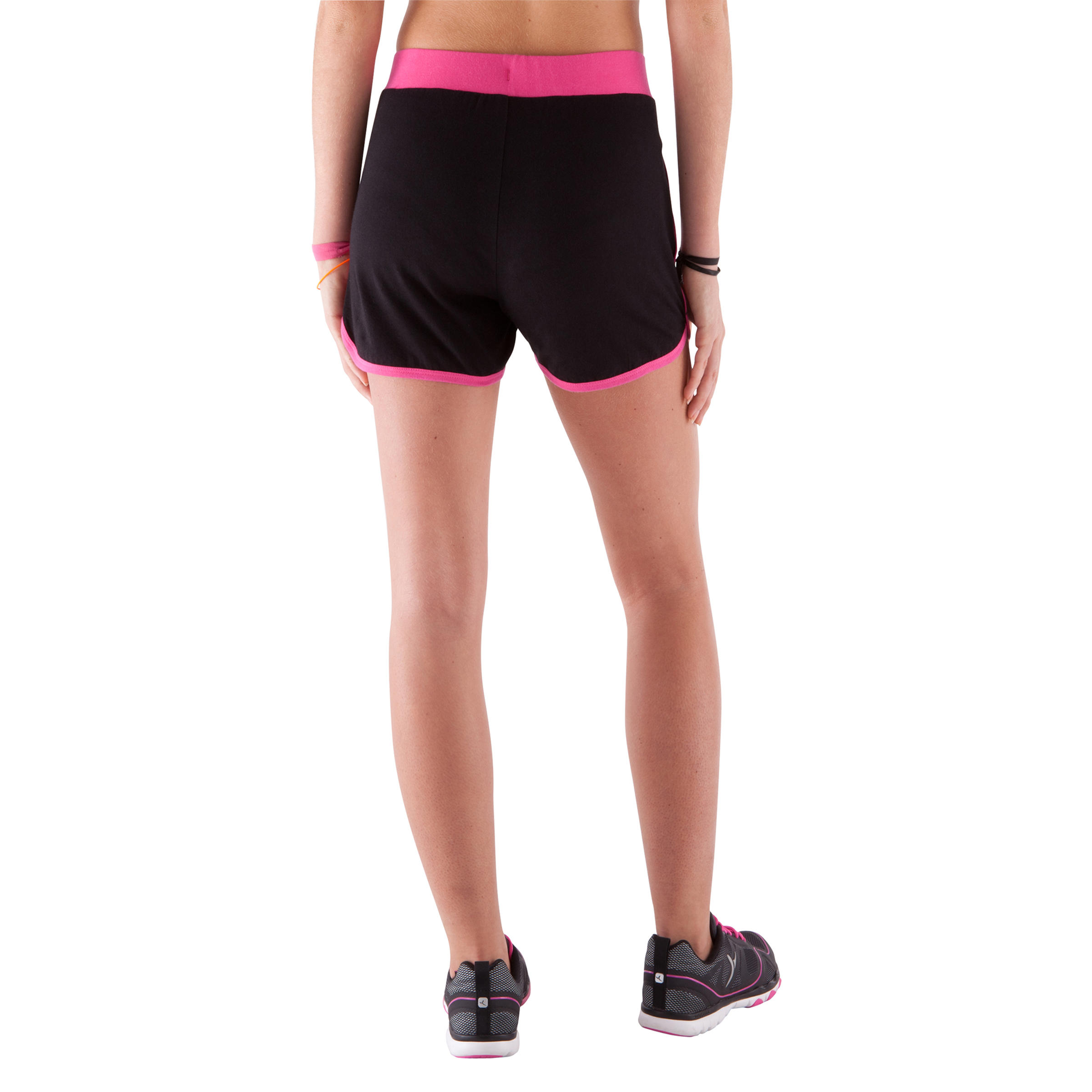 Girls' Gym Shorts - Black