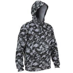 300 hunting sweatshirt camouflage - black