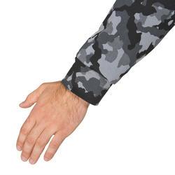 Sweater Taïga 300 camouflage Halftone - 41615