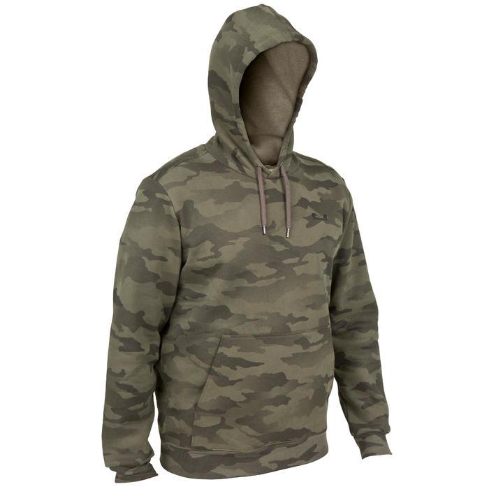 Sweat chasse 300 camouflage Halftone vert